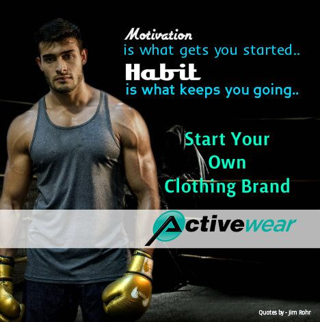 Start Your Private Label Activewear Brand - 5 Simple Tips