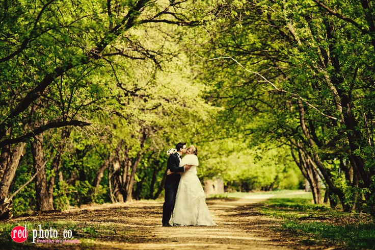 Red Photo Co….the blog » documentary style Winnipeg wedding photography. Path Behind Fort Gibraltar