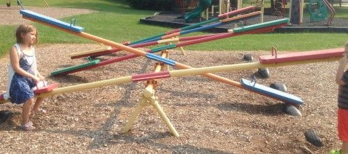 Details and pictures from Hillside Park in Andover as part of our series on Sussex County Parks and Playgrounds.