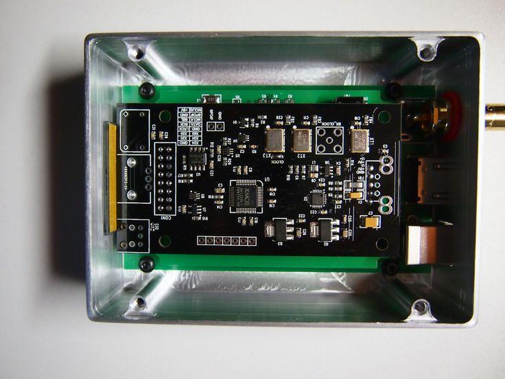 Audiophonics Xmos-384-interior