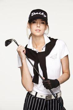 Myrtlebeach Golf Lady Sportswear #golf @golfswingright