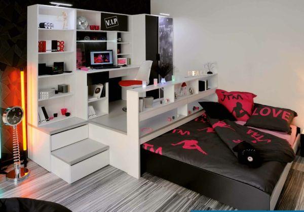 Designs De Meubles Parisot Confort Maximal Et Idees Cteatives Archzine Fr Deco Chambre Adolescent Chambre A Coucher Ado Deco Chambre A Coucher