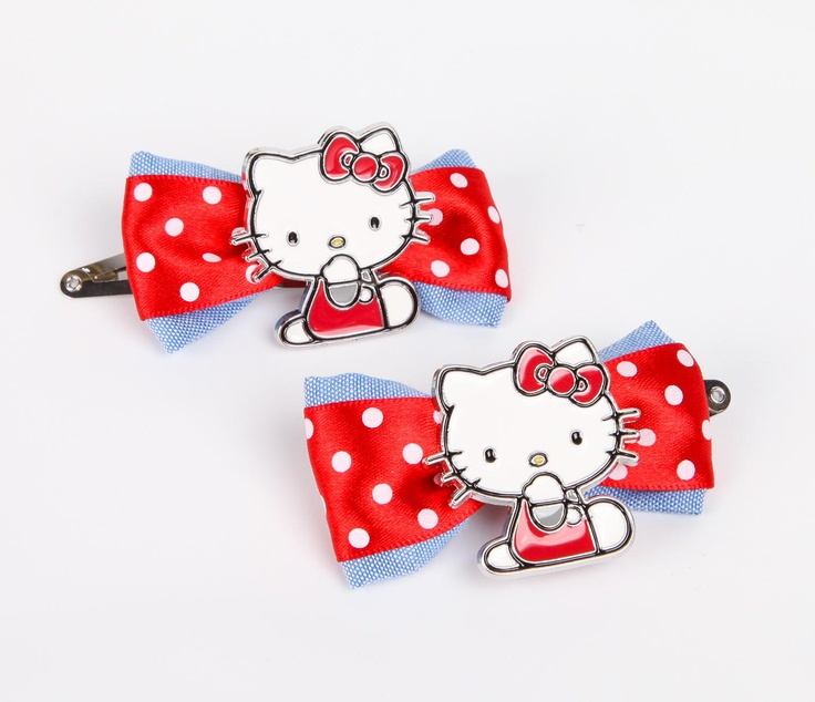 how to make a hello kitty bow