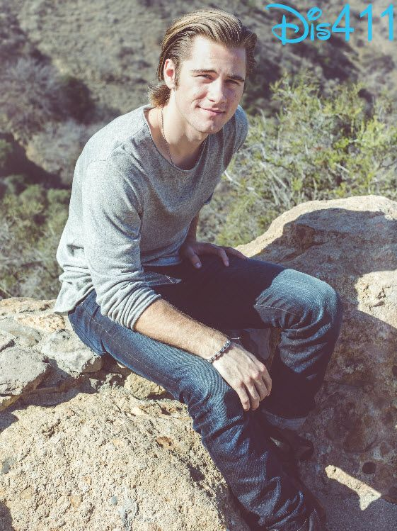 Luke Benward Visited With Naked Magazine About His Start In Acting