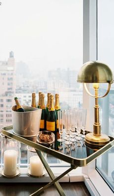 Celebrating in the boardroom with your investors