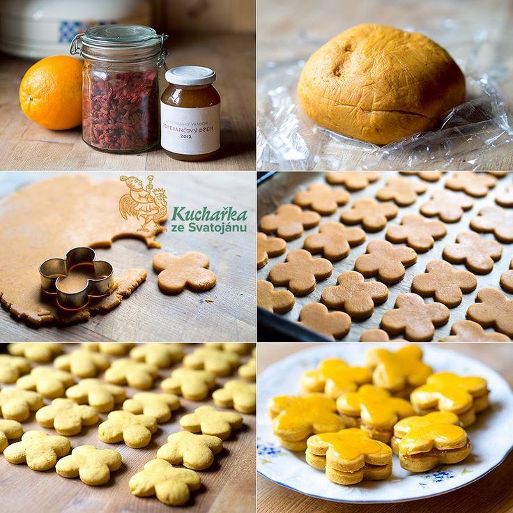 Kuchařka ze Svatojánu: cukroví