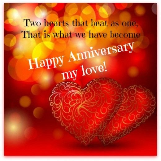 17 Best images about Wedding Anniversary Cards on ...