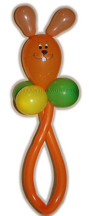 Vi suggeriamo alcune idee su cosa si può creare con i palloncini