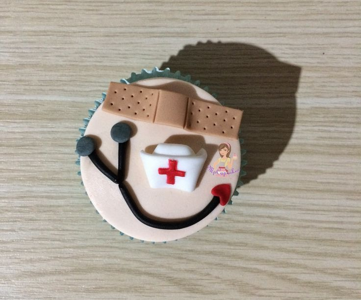 Galletas Decoradas Enfermera