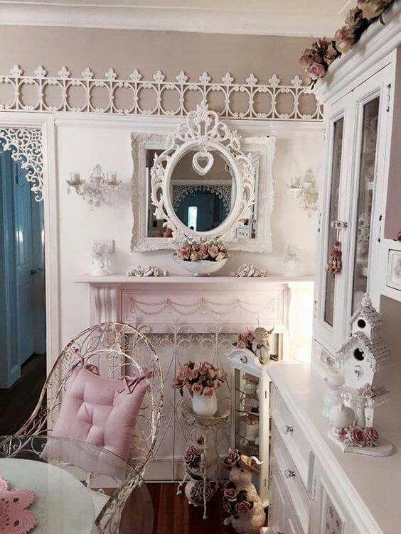 Esszimmer Shabby Chic 56 besten pretty in pink bilder auf suche