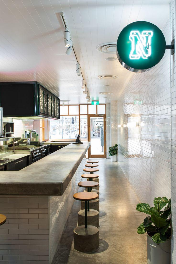 Best interiors restaurant design images on pinterest