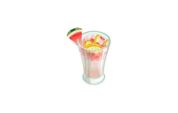 Summer Snacks Vector  #summer #cocktails http://www.vectorvice.com/summer-snacks-pack