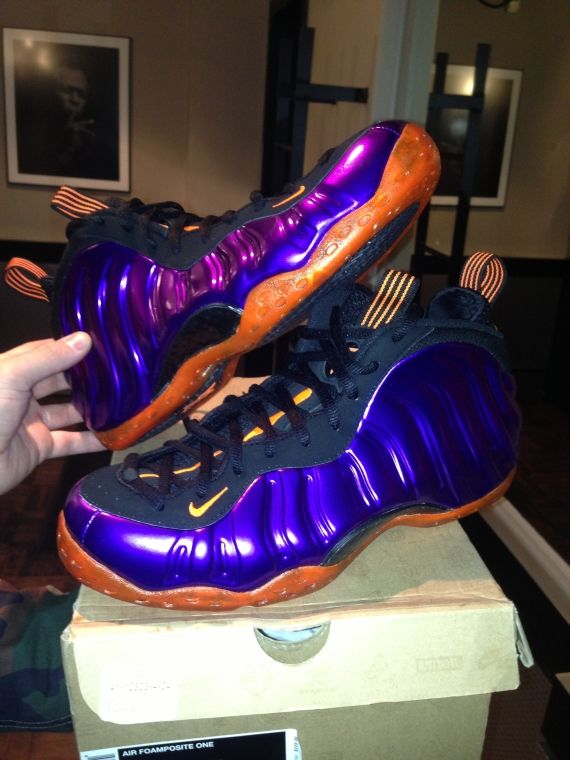 Cheap 2015 Nike Air Foamposite One 305 Customs by Gourmet Kick ... 6e302d3c1