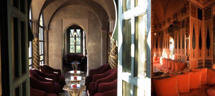 Les Deux Tours - Marrakech by Rory Hopkins