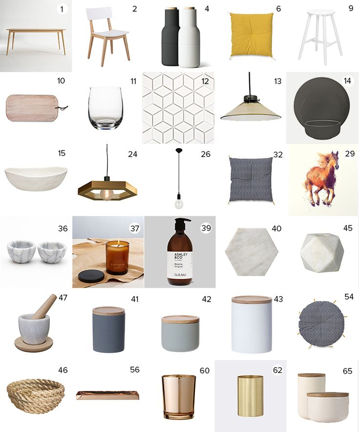 Alex and Corban's Kitchen - The Block NZ - visit blog.curate.co.nz for links to all products