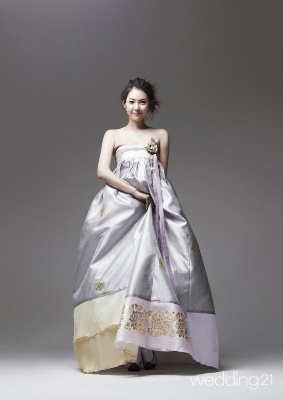 Hanbok Inspired Dress | Korea