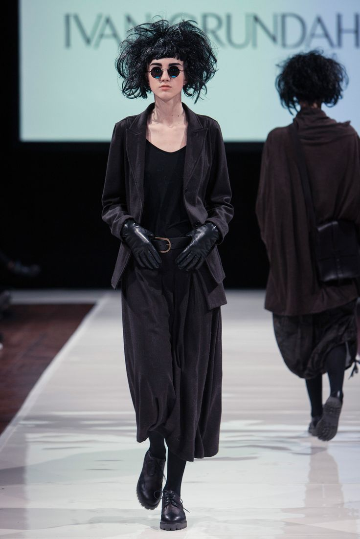 Ivan Grundahl Fall 2013 Ready-to-Wear Fashion Show