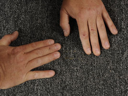 How to Fix Ripped or Torn Carpet - Dummies