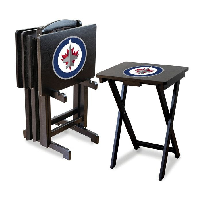 Use this Exclusive coupon code: PINFIVE to receive an additional 5% off the Winnipeg Jets TV Trays at SportsFansPlus.com