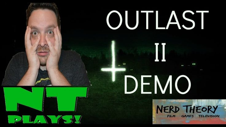 NY Plays!-Outlast 2 (PS4) Demo Gameplay
