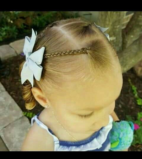 Peinados Para Ninas Pequenas Con Poco Pelo