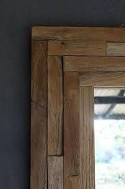 Image result for diy pallet mirror frame