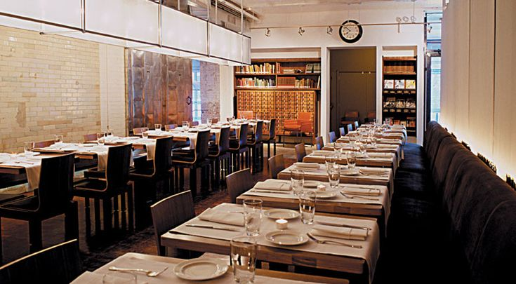 Great Venue! The Daily is next door too. PUBLIC Restaurant | (212) 343-7011 | New York City Restaurant