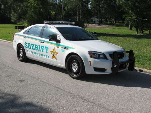 st john s county sheriff florida police vehicles