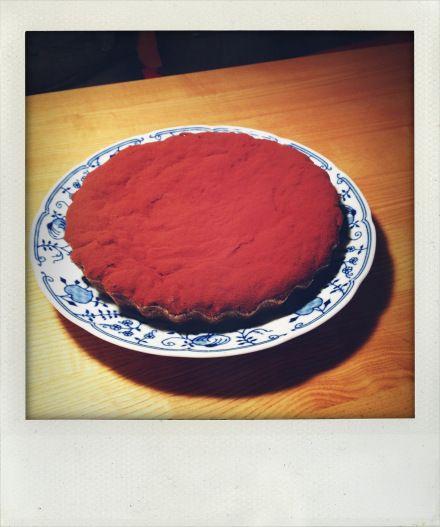 Schokoladenkuchen nach Lea Linster