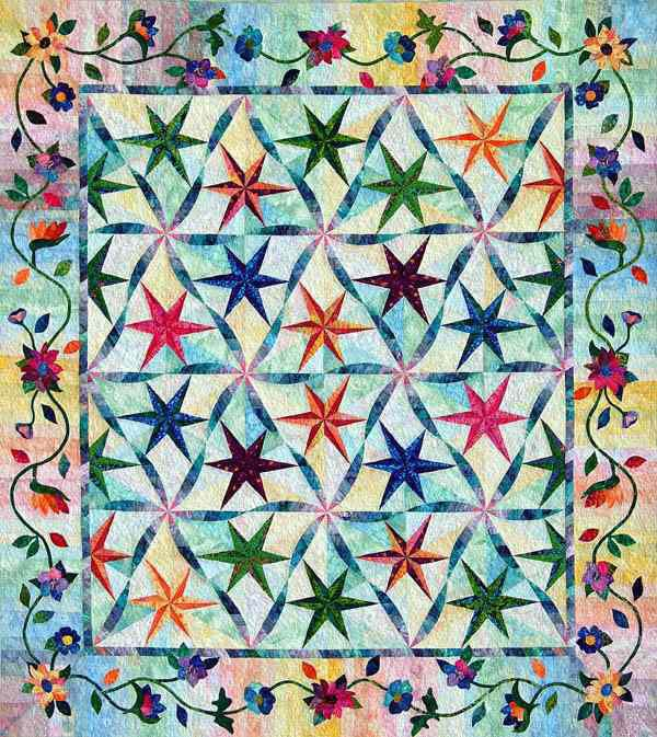 11 best Twisted Star images on Pinterest | Foundation paper ... : twisted star quilt block - Adamdwight.com