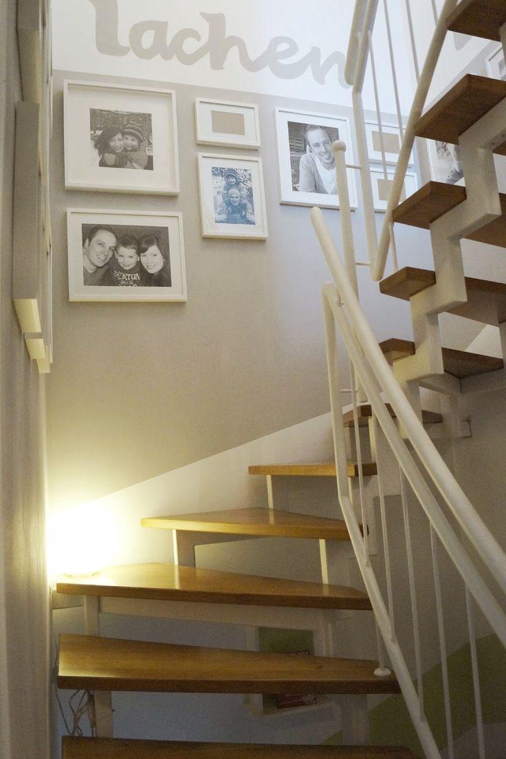 Lachkauz: Treppenhaus make-over