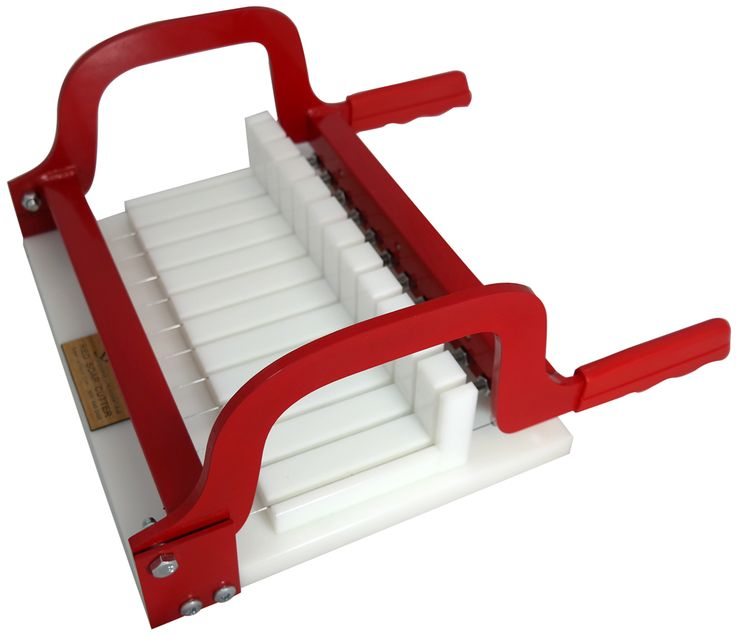 Check out the deal on Soap Cutter - Long Loaf - Perfectly Cuts 1 Inch Bars at Essential Depot