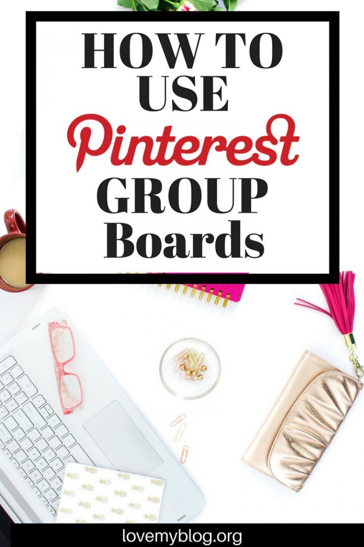 How to use group boards for pinterest