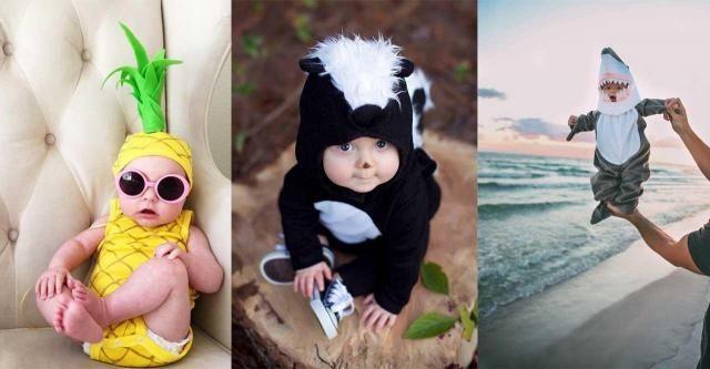 Genialne zdjęcia dzieci, których wcześniej nigdy nie widziałaś! Bardzo zabawne!