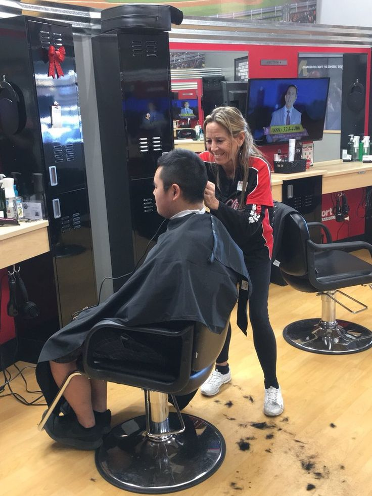 Pin by HometownOC on Sports Clips FV Free haircut