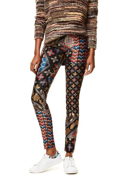 J2017  Pants Holly Desigual. Discover the fall-winter 2017 collection. Free shipping and returns in-store!