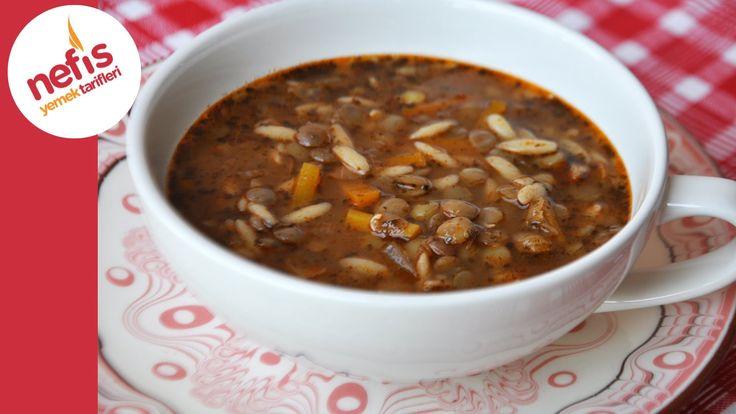 Yeşil Mercimek Çorbası Tarifi | Nefis Yemek Tarifleri