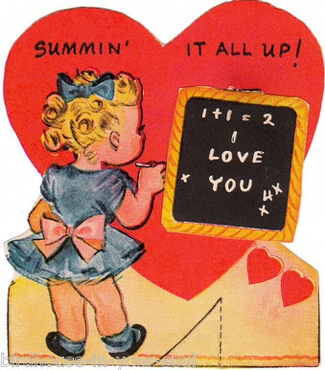 707 best Valentines images on Pinterest  Valentines Antiques and