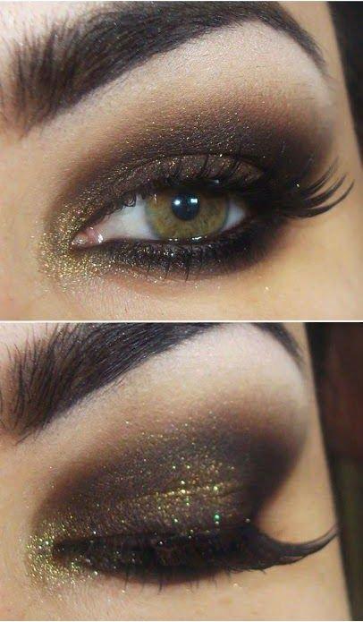10 Gorgeous Smokey Eyes Makeup Tutorials