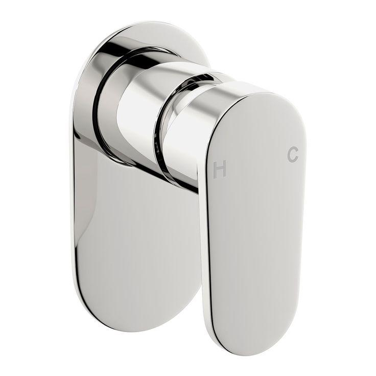 Round Manual Shower Valve £39.99 Victoria Plumb