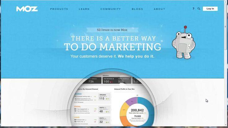 FREE SEO Analysis Tool Online   Moz SEO Toolbar  Marketing Easy Street