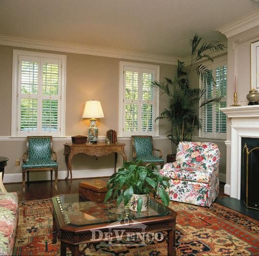 12 best images about plantation shutters on pinterest for Decorating with plantation shutters