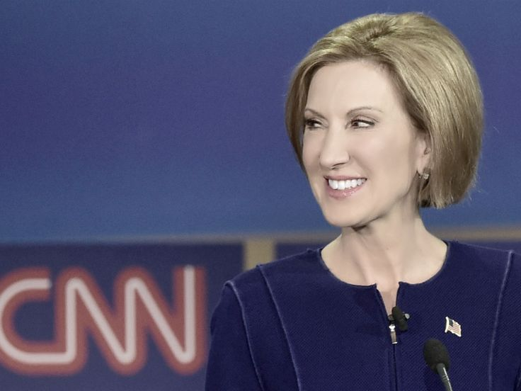 'Regardless of your political affiliation, her candidacy plays an important role for women in American politics.' - Anna Gradzka profiles Carly Fiorina's past and politics!