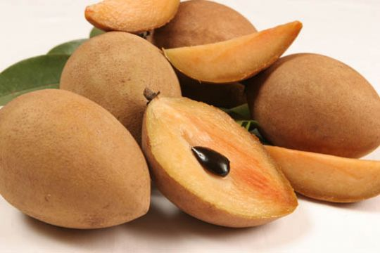 Chico or Sopadilla - the taste of this fruit has been compared to cotton candy or caramel. This fruit only ripens if picked.