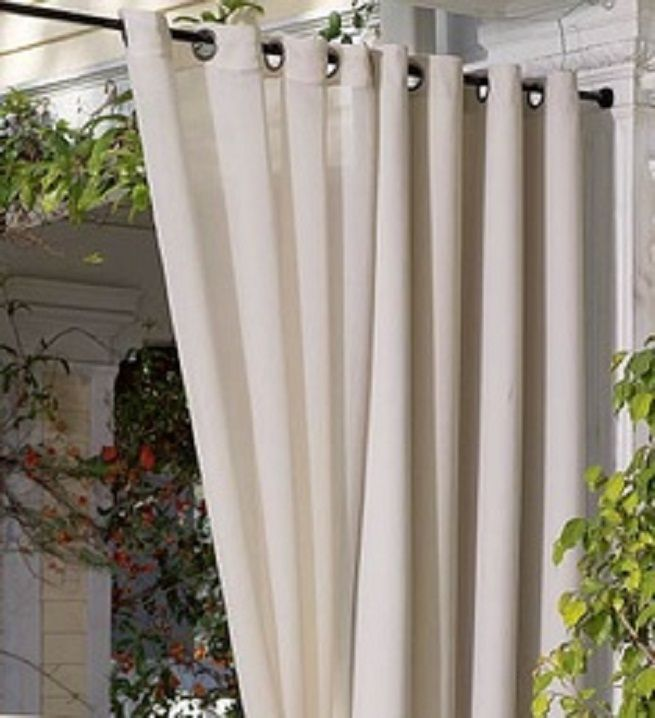 75 Best Curtains For Screened Porch Images On Pinterest