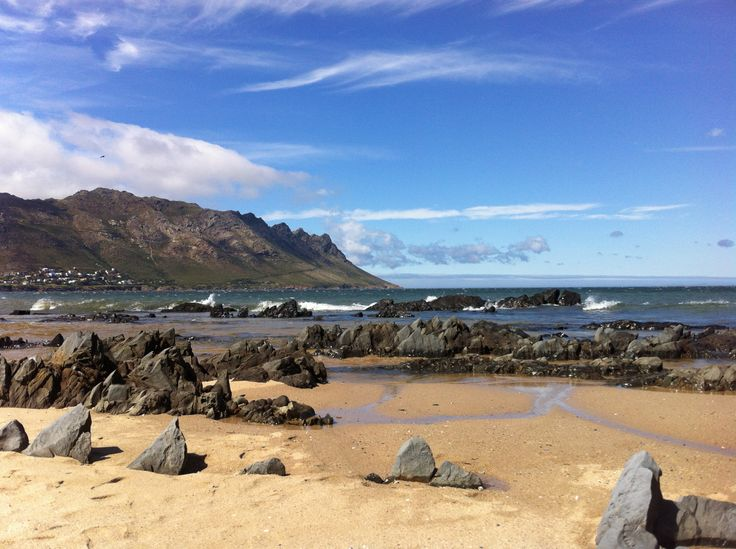 Gordon's Bay Beach - South Africa