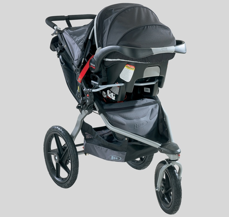 BOB Infant Car Seat Adapter - easily install infant car ...