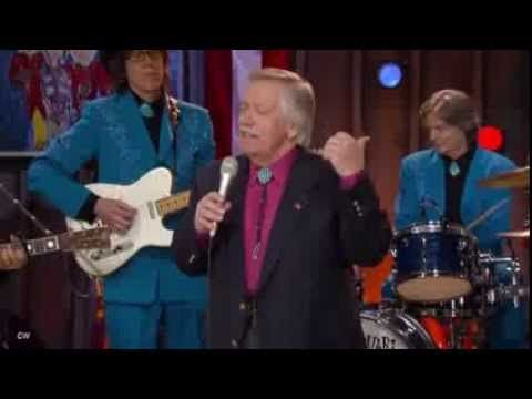 John Conlee - Backside of Thirty     (The Marty Stuart Show)