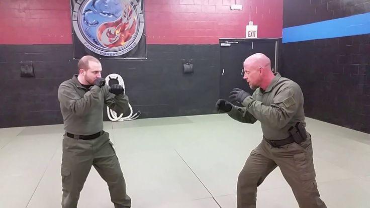 Aikido - Backspin kick / Nodotsukiage