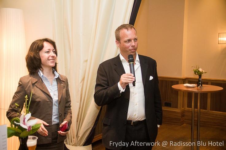 Enjoy pics from Fryday Kyiv @ Radisson Blu Hotel